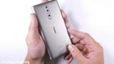 Флагман Nokia 8 впорався з тестом на міцність