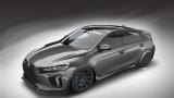 Концепт Hyundai HyperEconiq Ioniq скоротив витрати до 2.8 л на «сотню»