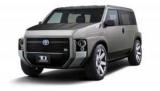 Toyota представила концепт Tj Cruiser