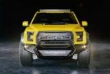 Hennessey покаже 600-сильний пікап Ford F-150 Raptor з колісною формулою 6x6