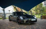 Porsche Panamera Sport Turismo представили в Україні