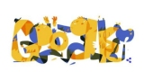 День Независимости 2017: Google поздравил украинцев праздничным дудлом