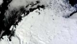 В Антарктиді утворилася гігантська загадкова діра (фото)