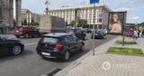В Киеве на Броварском проспекте произошло сразу 5 ДТП. Карта пробок