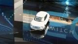 Компания Mercedes-Benz опубликовала тизеры нового электрокара