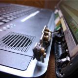 Самые распространенные поломки ноутбуков