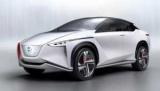 Токіо 2017: Nissan представив концепт автономного электрокроссовера IMx