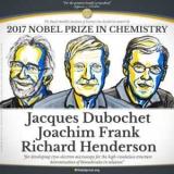 Нобелівську премію з хімії вручили розробникам технології заморожування молекул