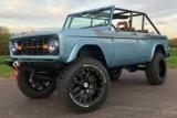 На тюнінг-шоу SEMA покажуть чотиридверний Ford Bronco