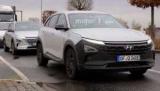 Водневий кросовер Hyundai помічений під час тестів