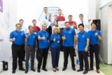 Победителей VIII Национального конкурса профессионального мастерства Toyota