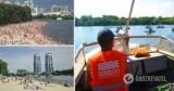В КГГА рассказали, когда в Киеве откроются пляжи
