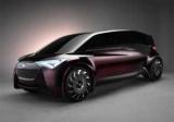 Мінівен Toyota Fine-Comfort Ride розповість про водневих машинах майбутнього