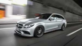Німецькі тюнери «вичавили» 700 л. с. з універсалу Mercedes-C63 AMG
