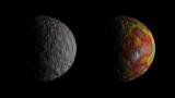 На найближчій до Сонця планеті-карлику виявлені сліди існування стародавнього океану