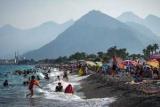 Россия признала часть побережья в Анталье небезопасной для туристов