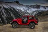 Jeep розсекретив інтер'єр нового Wrangler